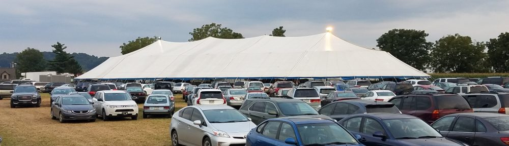 Community Tent Revival Meetings